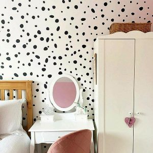 Dalmatian Spots Wall Stickers