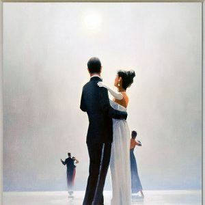 Jack Vettriano Art Print Dance Me To The End Of Love