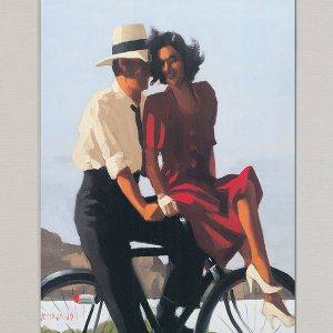 Jack Vettriano Art Print Lazy Hazy Days