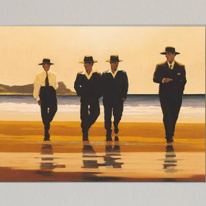 Jack Vettriano Art Print The Billy Boys