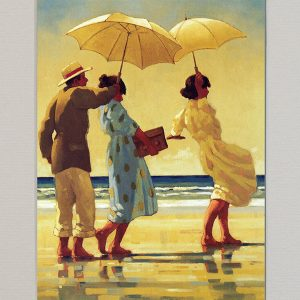 Jack Vettriano Art Print The Picnic Party