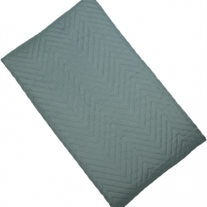 Amelle Seafoam Teal Double Quilted Bedspread
