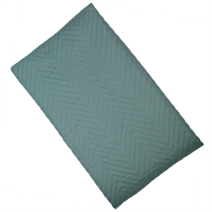 Amelle Seafoam Teal King Quilted Bedspread
