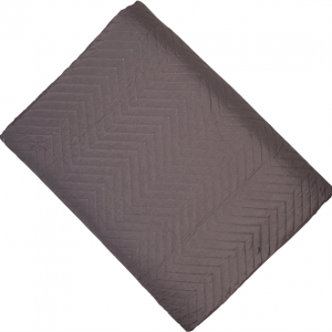 Amelle Slate Quilted Double Bedspread