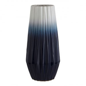 Azul Ombre Large Vase