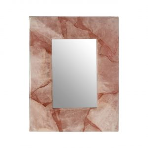 Bowerbird Small Pink Quartz Photo Frame