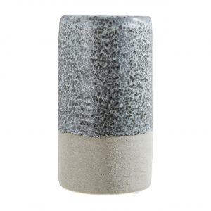 Caldera Grey Speckled Small Vase