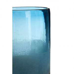 Chiara Large Blue Vase
