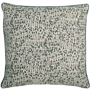 Dash Green Cushion Large