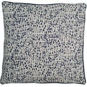 Dash Navy Cushion Large