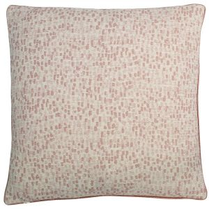 Dash Pink Blush Cushion Large