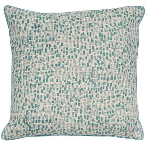 Dash Seafoam Cushion Large