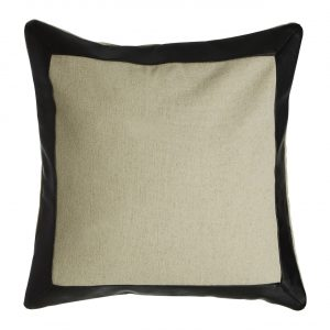 Hampstead Plain Monochrome Cushion