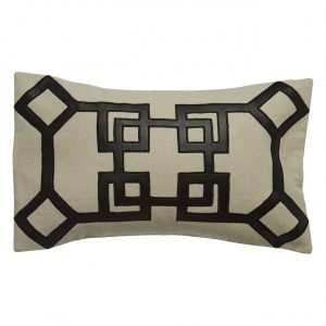Hampstead Geometric Hotel Cushion