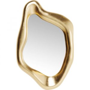 Hologram Gold Mirror Large