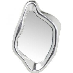 Hologram Silver Mirror Large
