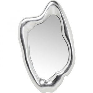 Hologram Silver Mirror Medium