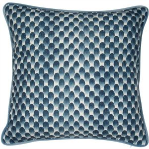 Impression Blue Cushion