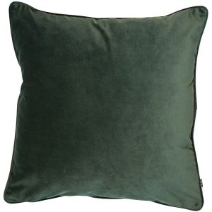 Luxe Pinegreen Velvet Cushion