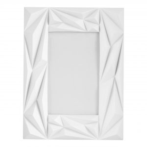 Prisma Photo Frame White 4 x 6