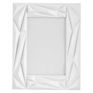 Prisma Photo Frame White 5 x 7