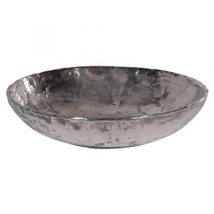 Shallow Decorative Ceramic Bowl